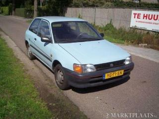 Toyota Starlet 1.3 XL (1990)