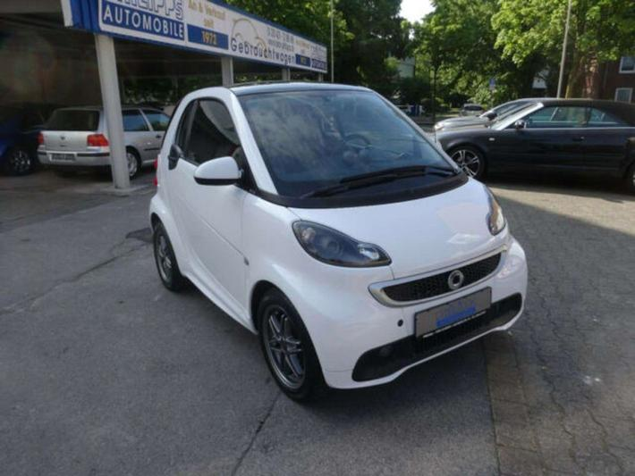 Smart fortwo coupé MHD passion 52kW (2013)