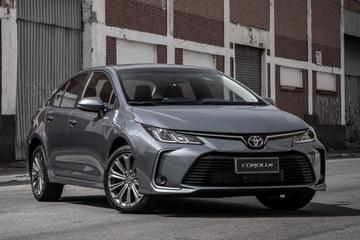 Toyota Corolla ook met bepantsering