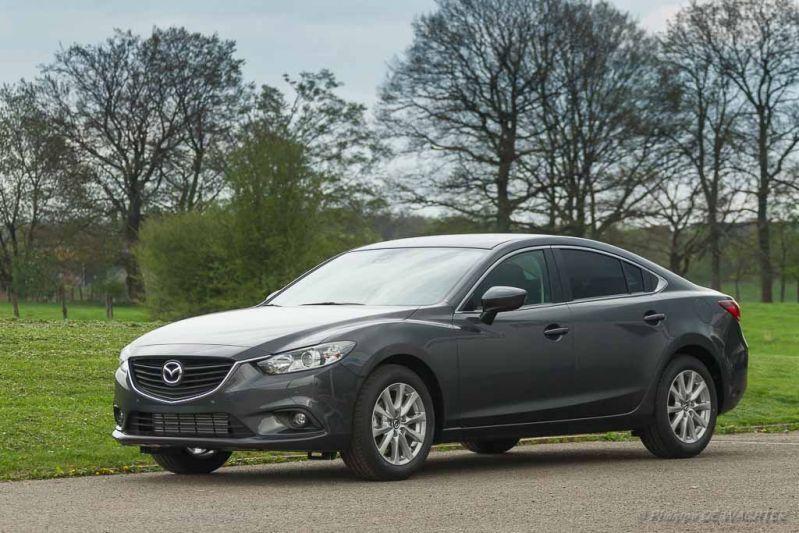 Mazda 6 SkyActiv-D 2.2 150pk Skylease+ (2014)
