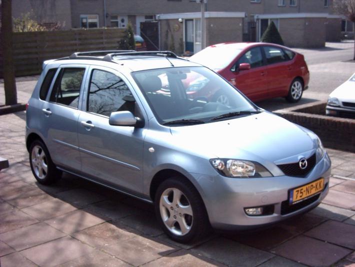 Mazda 2 1.4 Première (2004)