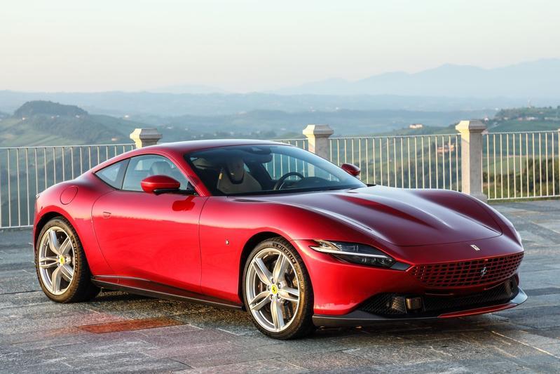 Ferrari optimistisch gestemd na uitdagend jaar