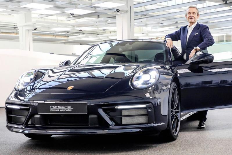 Porsche 911 Belgian Legends Edition