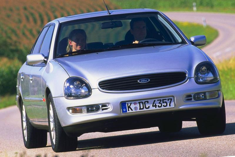 Facelift Friday: Ford Scorpio
