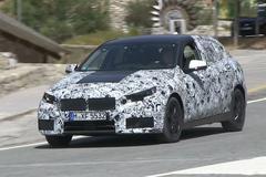BMW 1-serie – Spionage