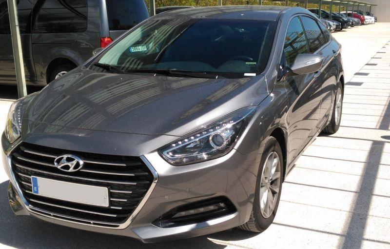 Hyundai i40 Techno 1.7 Bluedrive (2015)