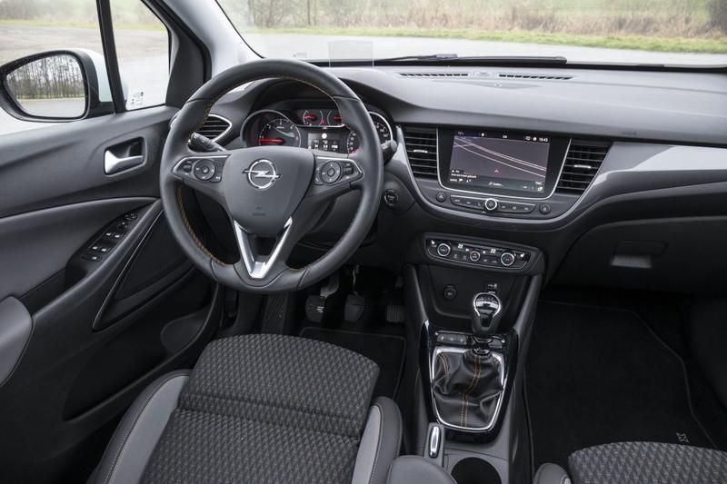 Opel Crossland Interieur