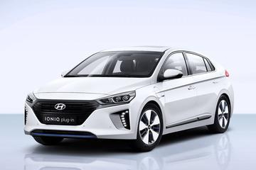 Hyundai Ioniq plug-in komt deze zomer