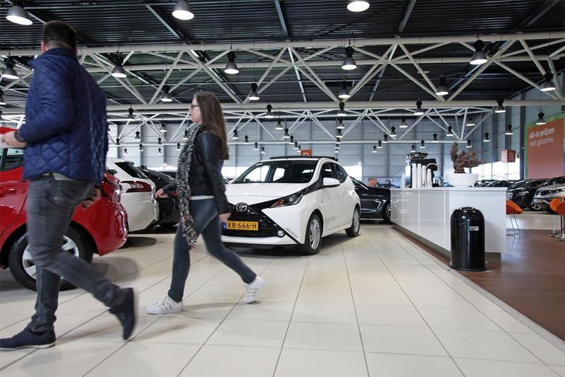 'Prijs tweedehands auto's flink gestegen'