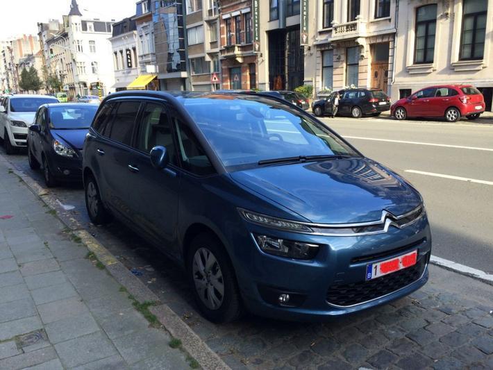 Citroën Grand C4 Picasso e-HDi 115 Intensive (2014)