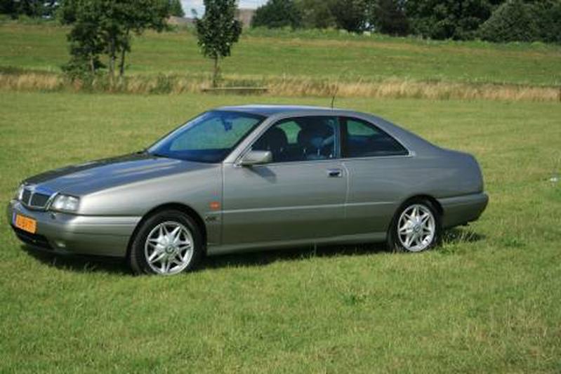 Lancia Kappa Coupé 2.4 20v (1998)