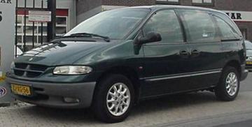 Chrysler Voyager 2.4i 16V SE Luxe (1999)