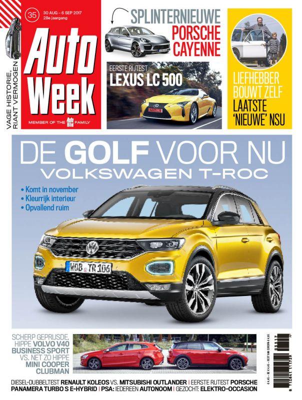 AutoWeek 35 2017