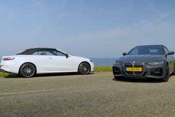 Test: BMW 420i Cabriolet vs. Mercedes-Benz E 200 Cabriolet