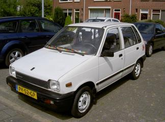 Suzuki Alto GL (1986)