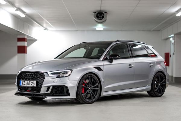 Abt tilt Audi RS3 Sportback naar hoger plan