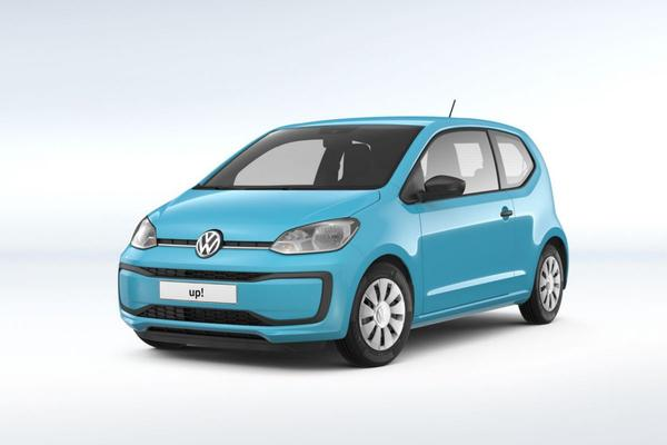 Back to Basics: Volkswagen Up
