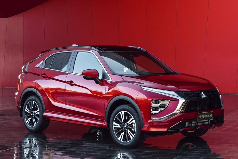 Mitsubishi Eclipse Cross facelift