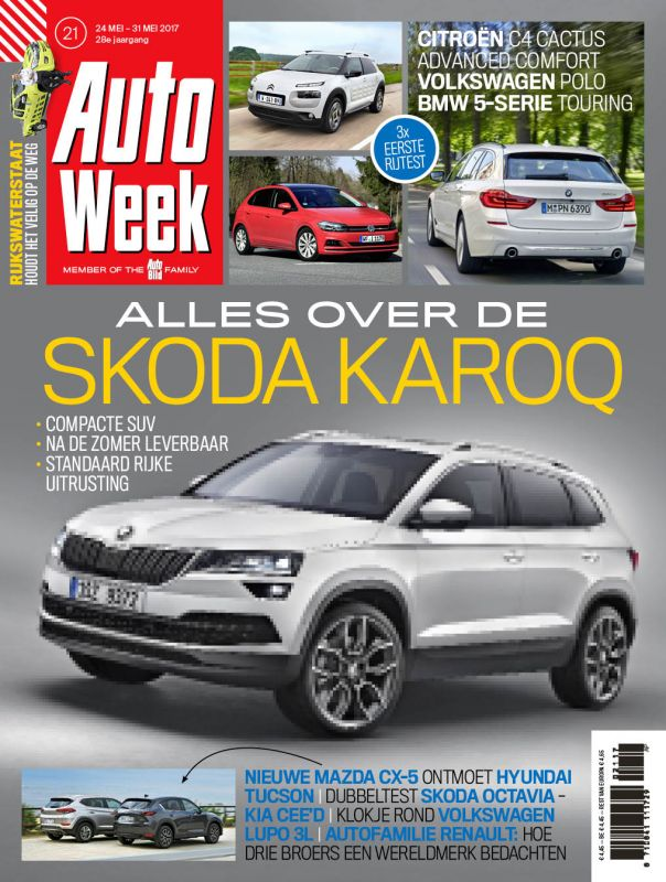 AutoWeek 21 2017