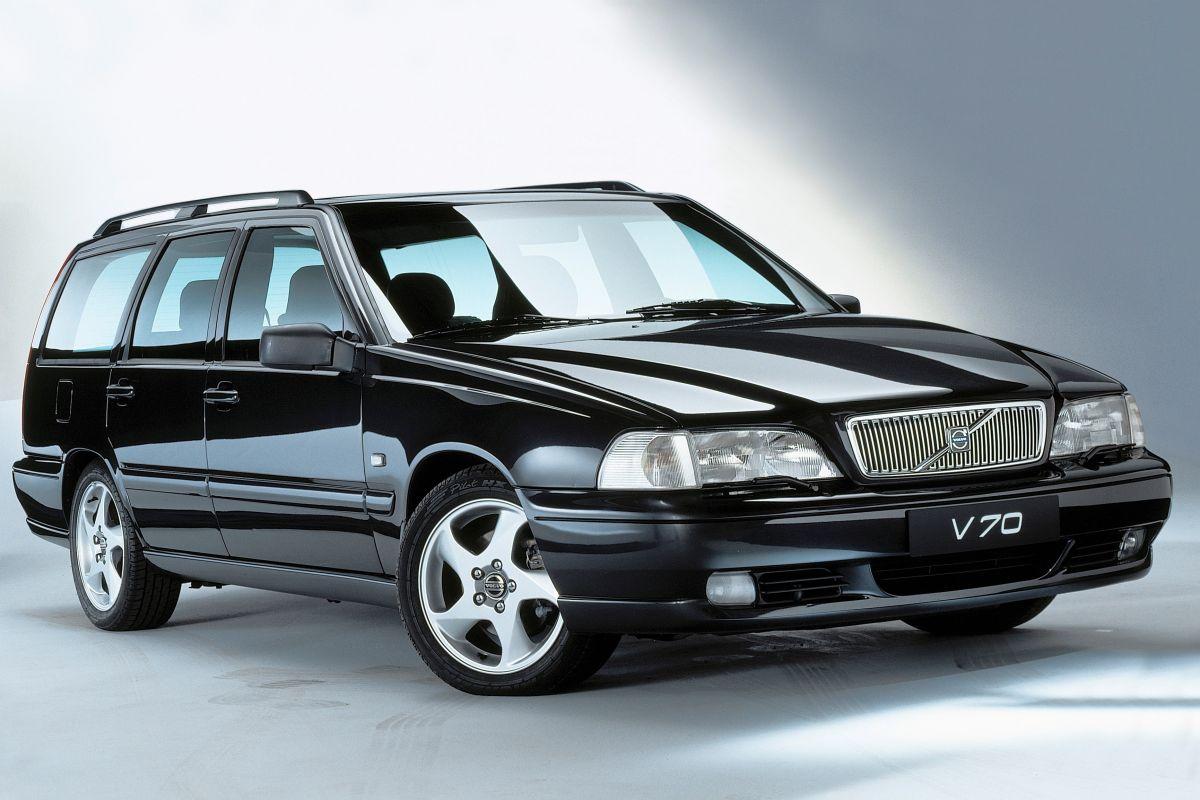 facelift friday volvo 850 s70 v70 autonieuws. Black Bedroom Furniture Sets. Home Design Ideas