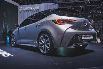 Toyota Auris -  Genève 2018 Special