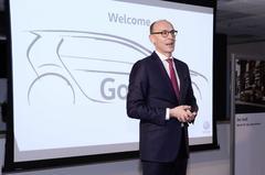 Nieuwe Volkswagen Golf komt volgend jaar