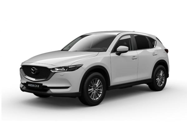 Back to Basics: Mazda CX-5