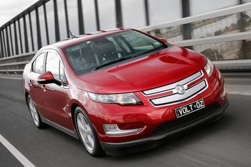 Nieuwe Chevrolet Volt niet als Holden en Vauxhall