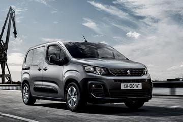 Peugeot presenteert nieuwe Partner