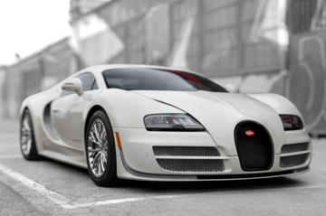 Laatste Bugatti Veyron coupé te koop