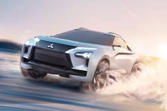 Mitsubishi e-Evolution gepresenteerd