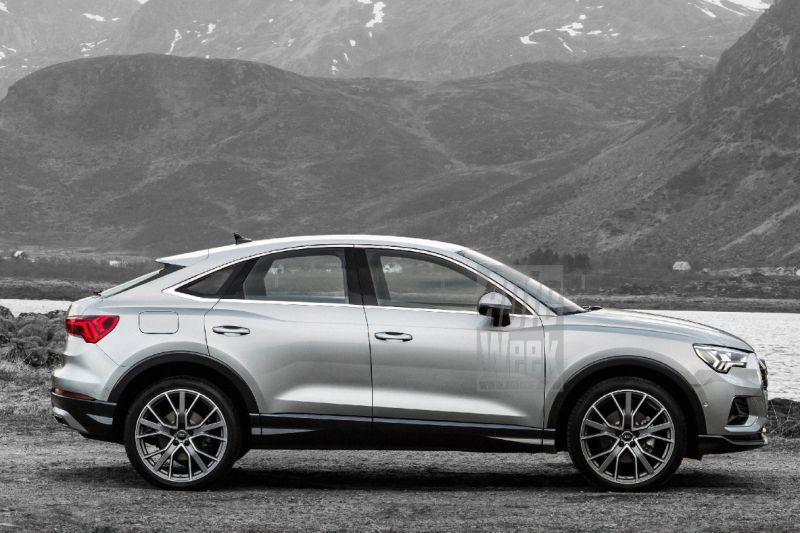 Audi Q4 blik to the future