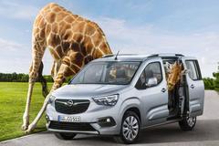 Nieuwe Opel Combo Tour gepresenteerd