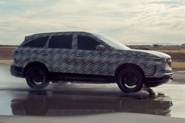 Infiniti's nieuwste SUV in beeld