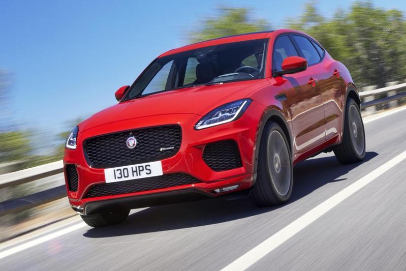 Jaguar E-Pace breidt Jaguar-gamma verder uit