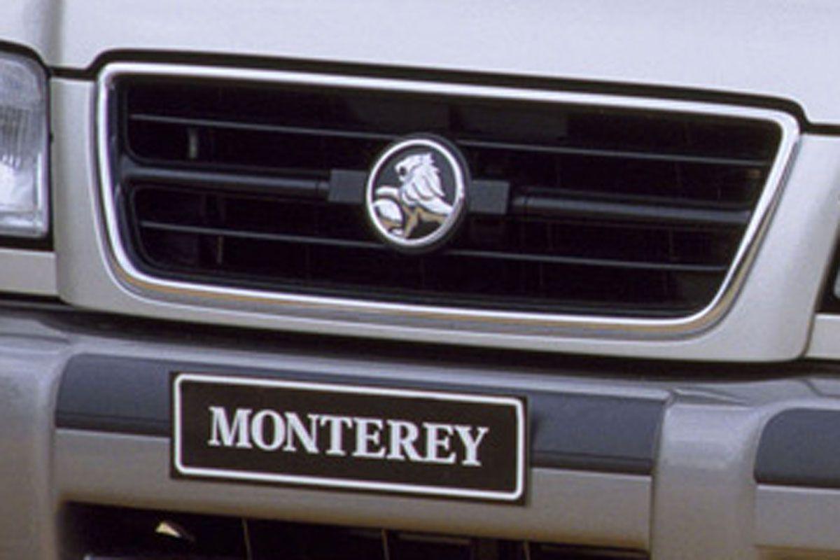 Holden Monterey