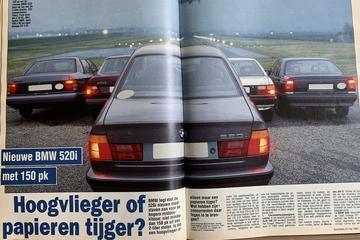 30 jaar AutoWeek: dit was nummer 22 in 1990