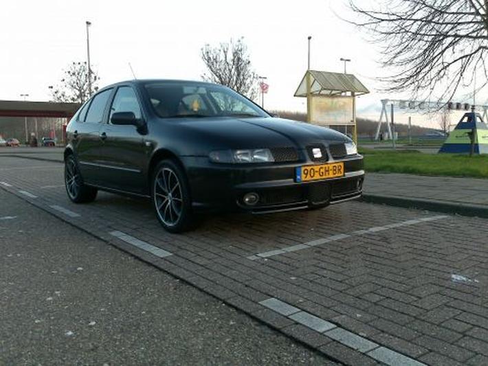 Seat Leon 1.9 TDi 110pk Stella (2000)