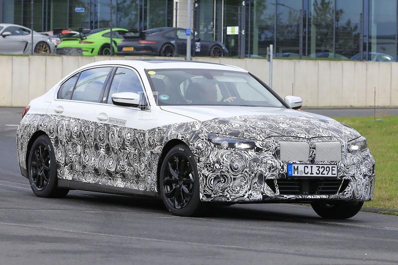Spyshots BMW i3