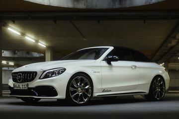 Mercedes-AMG C63 S Cabrio krijgt krachtkuur van Lorinser