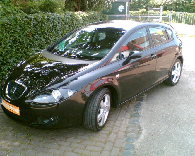 Seat Leon 2.0 TDI Sport-up (2005)