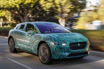 Jaguar i-Pace rondt testfase af