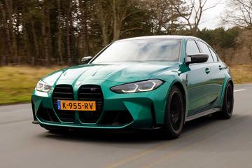 Test: BMW M3 Competition