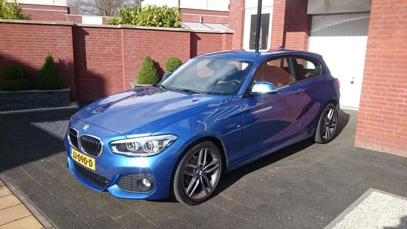 BMW 118d (2016)