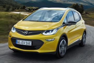 Actieradius Opel Ampera-e boven de 500 km