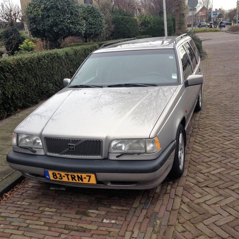 Volvo 850 T-5 2.3i 20V Turbo Estate Exclusive-Line (1997
