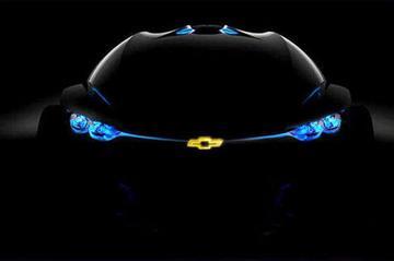 Chevrolet FNR Concept: elektrisch en autonoom