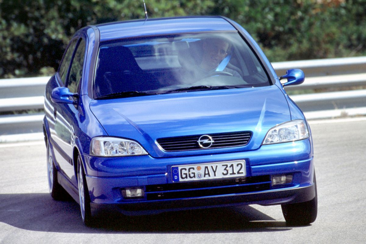 Occasion Opel Astra OPC