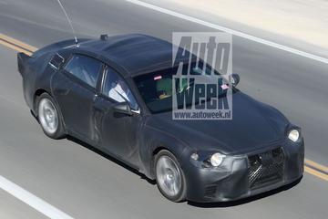Nieuwe Lexus LS versus rivalen