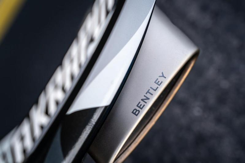 Bentley Continental GT Speed Akrapovic